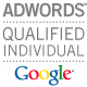 AdWords Qualified Individual badge